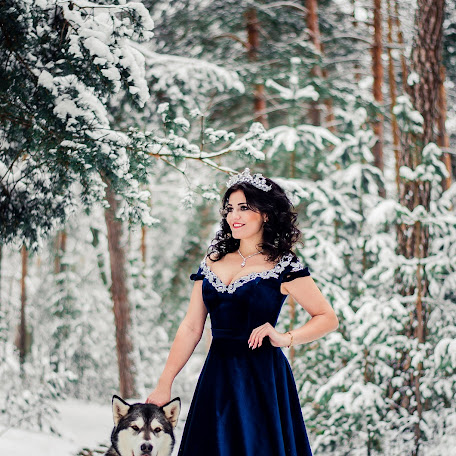Wedding photographer Nadezhda Gributa (nadezhdaphoto). Photo of 29.12.2017