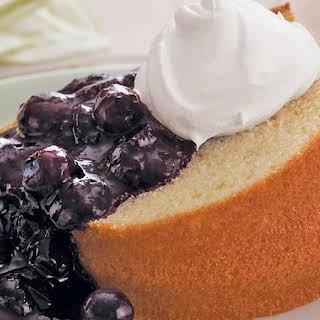 Sour Cream Pound Cake.