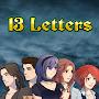 13 Letters  Dark Visual Novel временно бесплатно