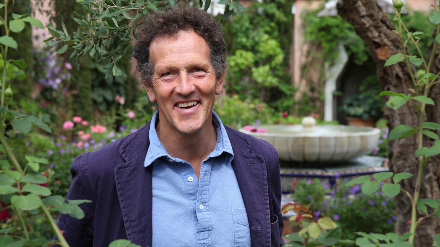 Watch Monty Don's Paradise Gardens live