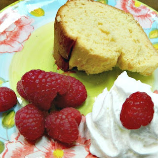 Bakery Style Cream Cheese Pound Cake Made With a Cake Mix.