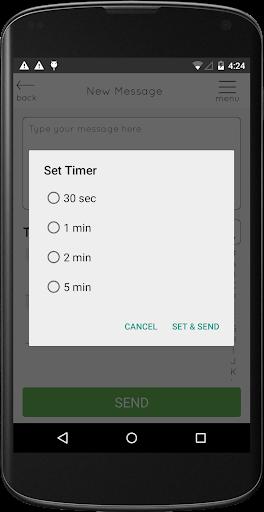 Clear Messenger 3.0 screenshots 3