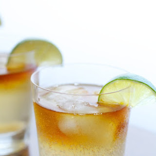 Dark and Stormy {Cocktail}.