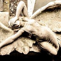 Un Angelo caduto caduto dal cielo di