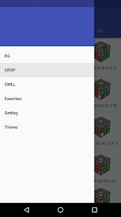 Cube Algorithms - náhled