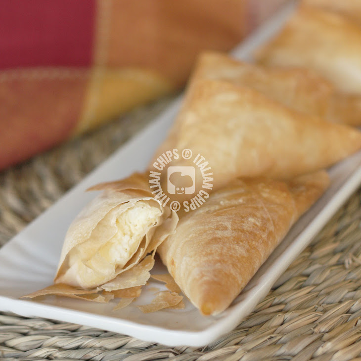 Greek Savory Snacks Recipe
