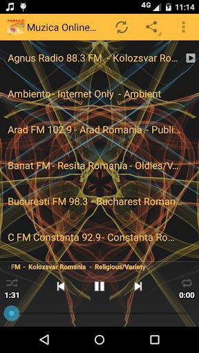 Muzica Online din Romania