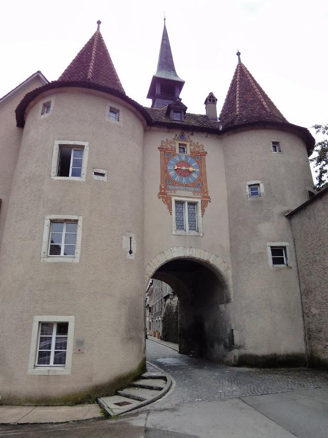 Porte de France à Porrentruy