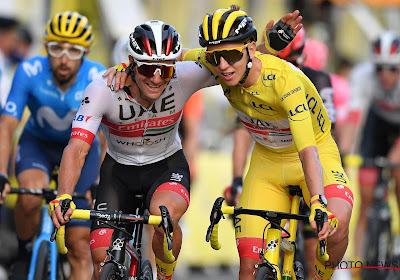 """Officieel nu: Pogacar heeft de Tour gewonnen: """"Kan niet geloven welke fantastische momenten ik heb beleefd!"""""""