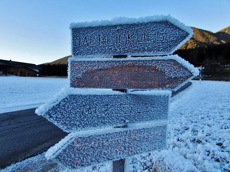 Verso il ghiaccio di Giorgio Lucca
