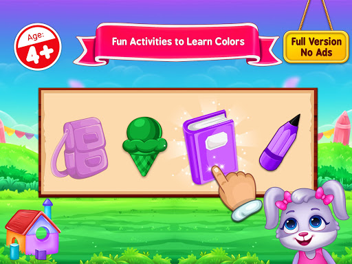 Colors & Shapes - Kids Learn Color and Shape screenshots 9