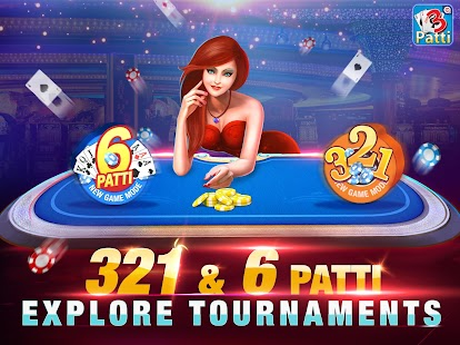 Teen Patti by Octro - Indian Poker Screenshot