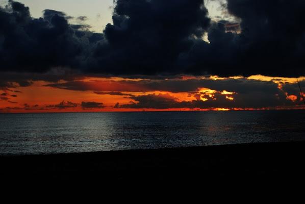 Il mare di sera è fantastico di VeroMaskio