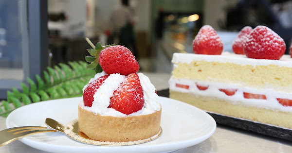 1%bakery黎明店 讓少女心大爆發的草莓季來囉!今天吃草莓了嗎?