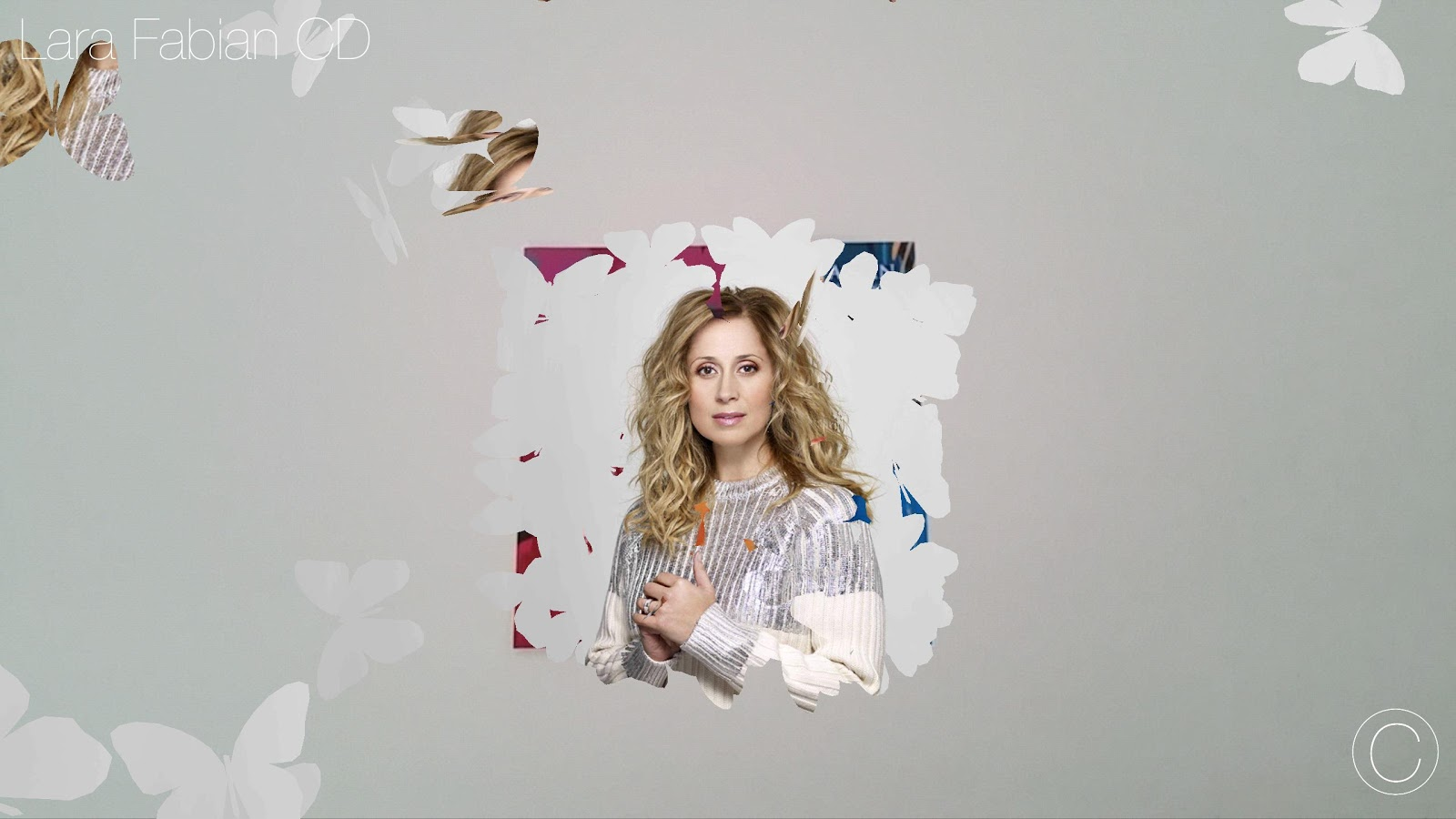 Lara Fabian - CD – Capture d'écran
