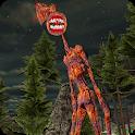 The Siren Head: Bigfoot Jungle Survival icon