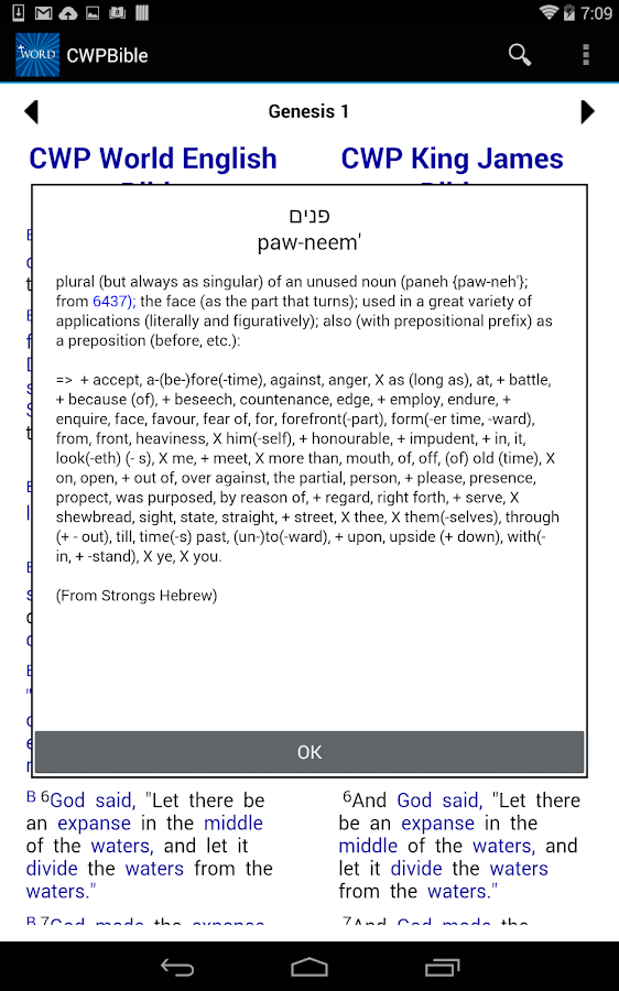 Crossword project bible android apps on google play