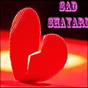 Sad Hindi Shayari Messages icon