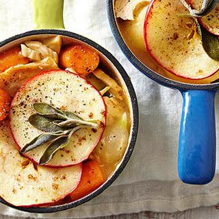 Chicken-Vegetable Casserole.