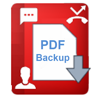E2PDF - SMS Backup,Contact, TrueCaller,Wish Backup