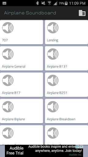 Airplane Soundboard 1.0 screenshots 1