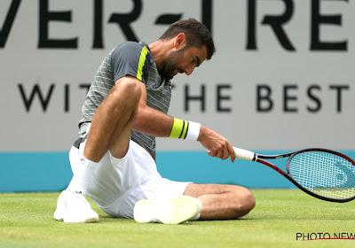 Een jaar om snel te vergeten: Marin Cilic raakt met Kroatië niet fit voor de Davis Cup