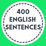 400 commonly used English sentences Icon