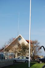 Photo: Onödigt stor antenn, hördes massor av repeatrar på 145.625