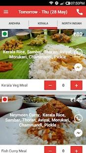 InstaMeal - Order Office Lunch screenshot