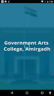 GAC AMIRGADH - náhled
