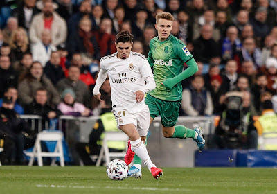 Real Betis toont interesse in jong talent van Real Madrid