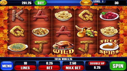 Thanksgiving Feast Slots