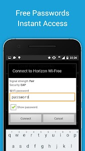 WiFi Finder - passwords screenshot 2