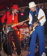 Photo: Gian Kündig & Henrik 'Pilen' Pilquist PPP @ klubb 'Soulpranos', Dojan, Göteborg 24 september 2003