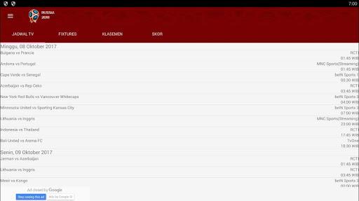 Jadwal bola hari ini apk 100 download only apk file for android jadwal bola hari ini stopboris Image collections