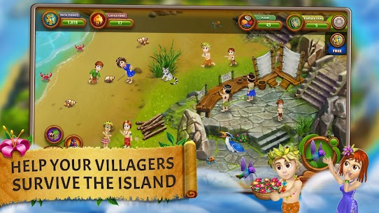 Virtual Villagers Origins 2 Apk Download For Android and Iphone 3
