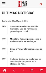 Jornal Hoje em Dia screenshot 3