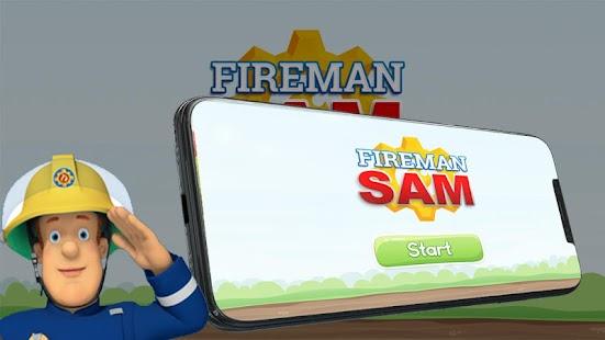 Hero FireMan Super Sam: Monster Truck Sam - náhled