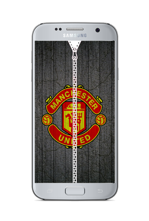 Manchester Zipper Lock Screen United 1 1 Apk Download Com Munited Ziplocker Apk Free