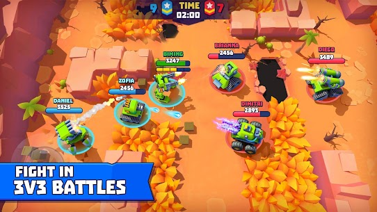 Tanks A Lot Mod Apk 2.52 Download (Unlimited Ammo) 1