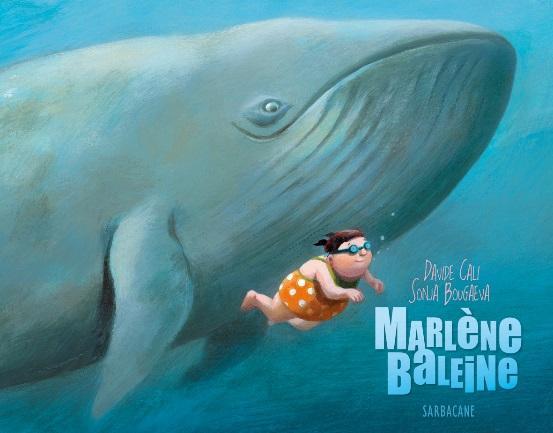 Marlène baleine Livre jeunesse Sooh Kooh
