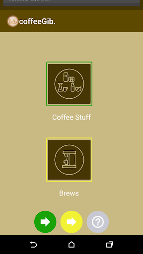 coffeeGib: For Coffee Geeks