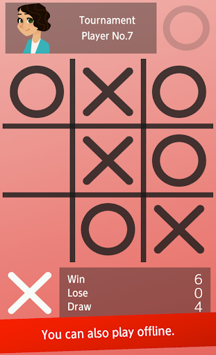 Tic-tac-toe modavailable screenshots 2