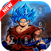 Goku Super HD Lock Screen
