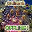 تحميل  ☣️ Clash Of Orcs ⛺️ City Building Defense War TD