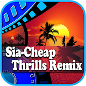Sia-Cheap-Thrills Remix