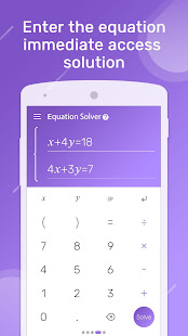 Download Calculator Pro - Solve Maths by Camera, Equations For PC Windows and Mac apk screenshot 3
