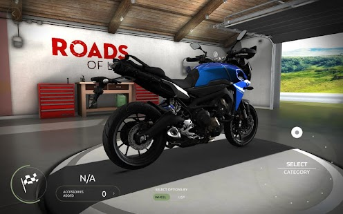 My Garage Sport Touring- screenshot thumbnail