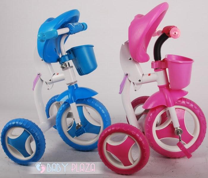 Xe đạp 3 bánh dễ thương 5187 cho bé 2