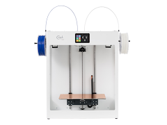 CraftBot Flow White XL IDEX 3D Printer